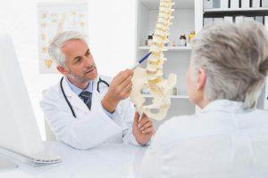היצרות תעלת עמוד השדרה