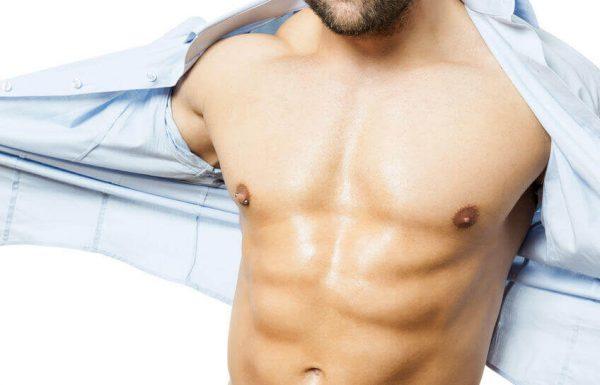 ניתוחים לעיצוב חזה וקוביות בבטן לגברים: כל השיטות