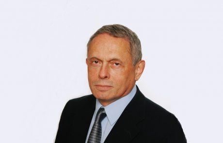 פרופ' צבי מצגר: מומחה לאנדודונטיה (טיפולי שורש)
