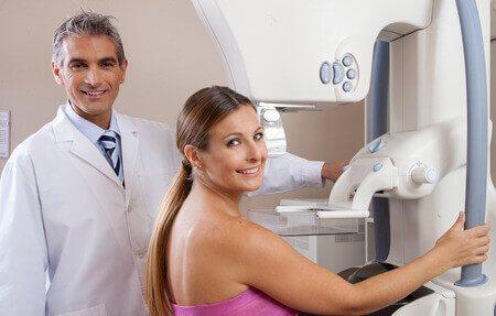 בדיקת ממוגרפיה סרטן השד