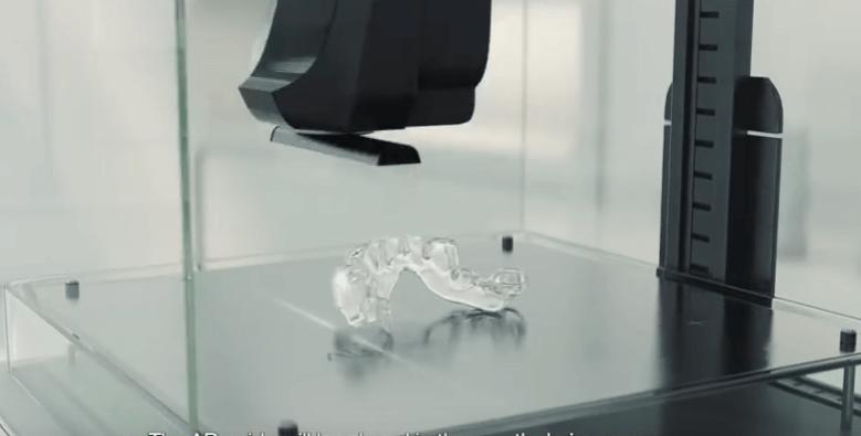הדפסת שתלים במדפסת תלת מימד