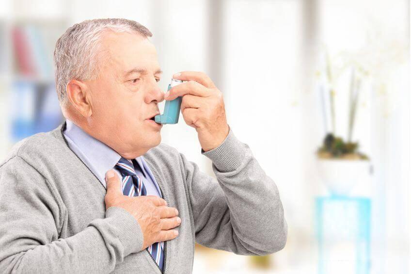 משאף אסטמה COPD