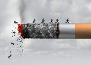 עישון סיגריות COPD סיגריה
