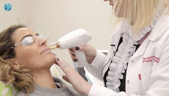 עכשיו בישראל: הטיפולים החדשניים בלייזר לעור הפנים