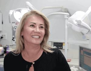 ציפויי חרסינה - מטופלת מאיר ממרייב