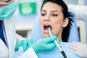 אבחון מרפאת שיניים