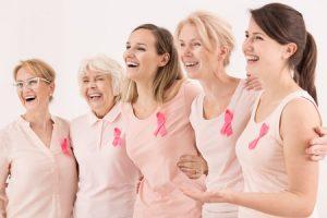 סרטן השד קבוצת נשים