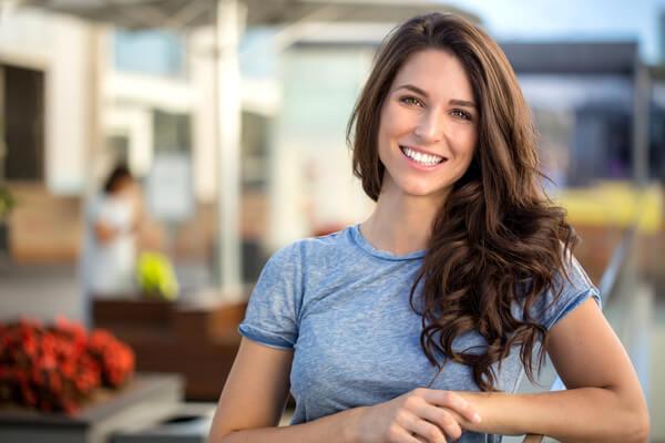 חיוך יפה ישראלית