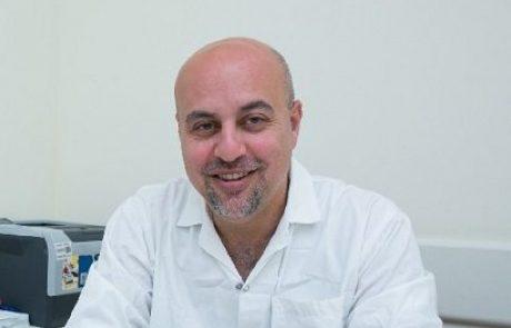 """ד""""ר עבד אגבאריה: מומחה לאונקולוגיה רפואית ורדיותרפיה, סרטן ריאות ובית החזה"""