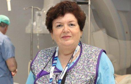 """ד""""ר אדית בלן: מומחית להרדמה ולרפואת כאב"""