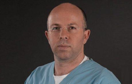 """ד""""ר אסף דותן: מומחה לרפואת עיניים"""