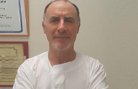 פרופ' אביתר אפרים: מומחה לאף, אוזן וגרון