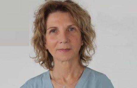 פרופ' ארנה גייר: מומחית לרפואת עיניים