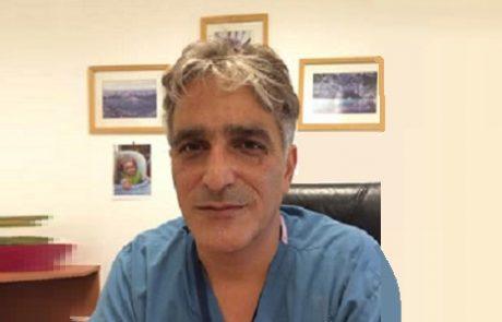 פרופ' בני אלמוג: מומחה ליילוד וגינקולוגיה