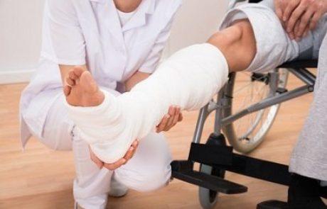 שברים בקרסול ובכף הרגל: האבחון, הטיפול והחידושים האחרונים