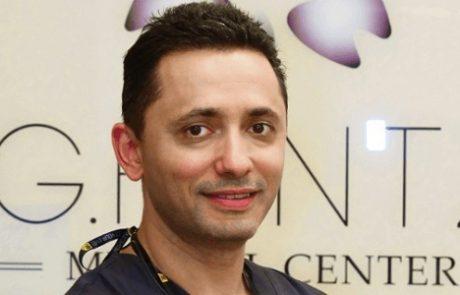 """ד""""ר גנאדי חנץ: רפואת שיניים"""