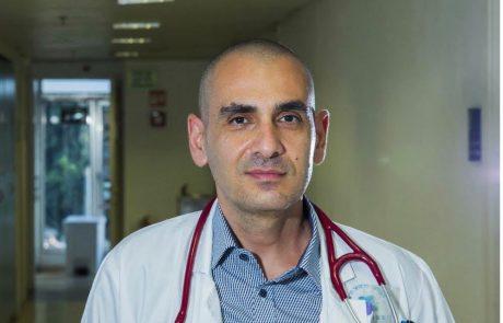 """ד""""ר דוד ששה: מומחה לרפואה פנימית ומחלות זיהומיות"""