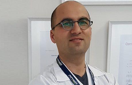 """ד""""ר זלמן יצחקוב: מומחה לרדיולוגיה אבחנתית ופולשנית"""