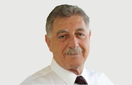פרופ' יוסף פרוכט פרי: מומחה לרפואת עיניים