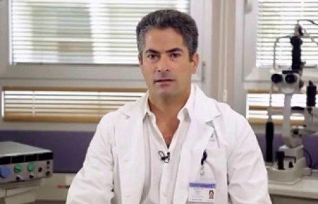 """ד""""ר מיכאל רגנבוגן: מומחה לרפואת עיניים"""