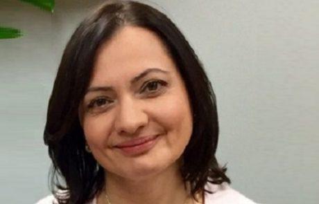 ד״ר מרינה בוקסר: מומחית לנוירולוגיה