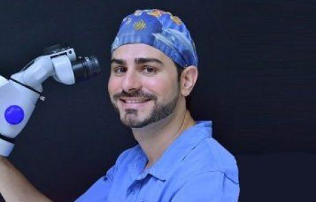 """ד""""ר אריאל סביון: רופא שיניים"""