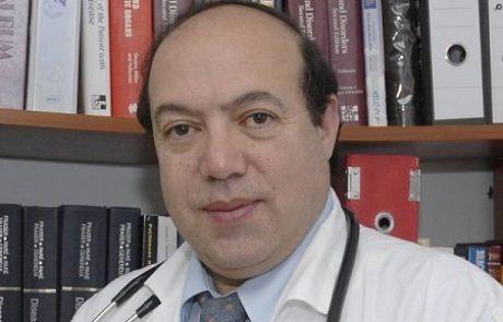 פרופ' מרדכי קרמר: מומחה למחלות ריאה וטיפול נמרץ נשימתי