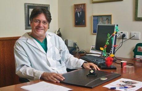 פרופ' אהוד רענני: מומחה לכירורגית לב וחזה