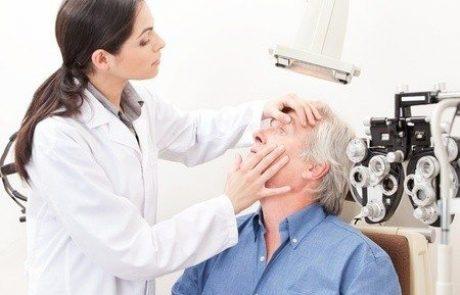 """מחלת העיניים AMD: ניוון מרכז הראיה הקשור לגיל (נמ""""ג) Age-related Macular Degeneration) AMD)"""