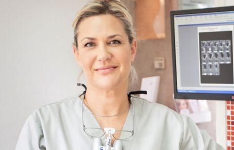 """ד""""ר ענבל שרלין: רפואת שיניים"""