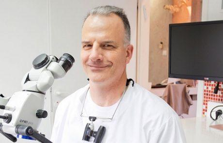 """ד""""ר אפי שרלין: רפואת שיניים"""