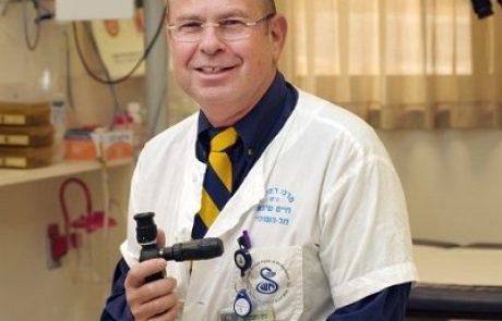 פרופ' יואב תלמי: מומחה אף אוזן גרון ראש וצוואר