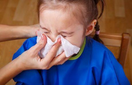 חסימה בדרכי נשימה עליונות בילדים: האבחון והטיפולים