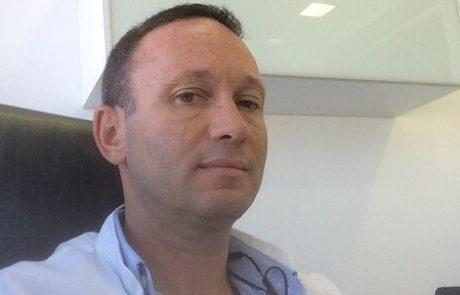 """ד""""ר חיים ברקוביץ: רופא שיניים"""