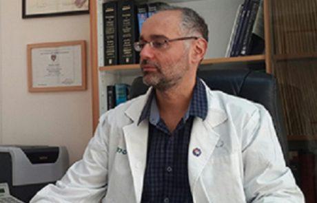 פרופ' איתן אוריאל: מומחה לנוירולוגיה