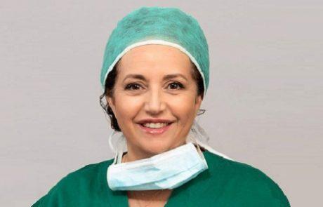 """ד""""ר אודרי קפלן- מסאס: מומחית לרפואת עיניים"""