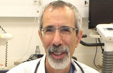 פרופ' יוחאי אדיר: מומחה במחלות ריאה ורפואה פנימית