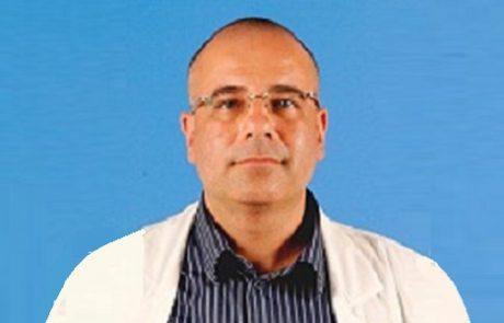 """ד""""ר דן גוטמן: מומחה לרפואת א.א.ג וכירורגיית ראש וצוואר"""